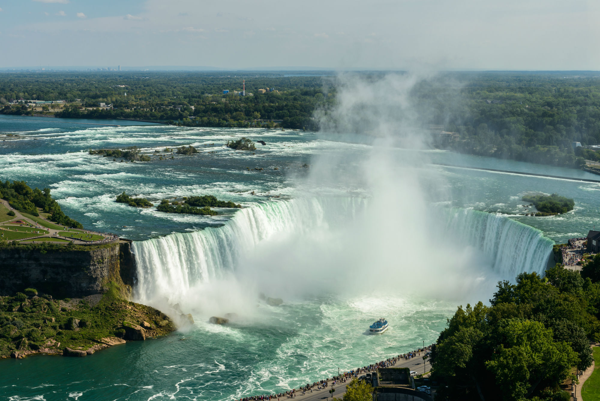 niagra falls national park