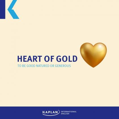 Heart of Gold